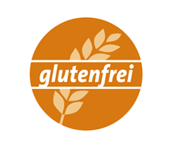 Glutenfreie Bio-Produkte lt. Rezeptur