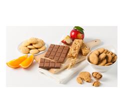 Bio-Süßwaren & Bio-Knabbergebäck