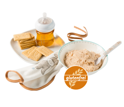 Glutenfreie Bio-Babykost