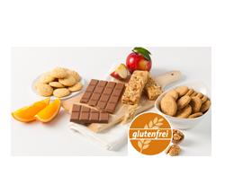 Glutenfreie Bio-Süßwaren
