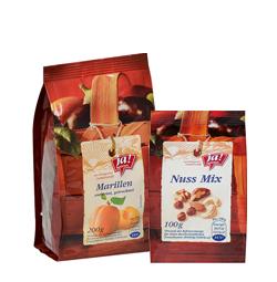 Bio-Nüsse & Bio-Trockenfrüchte
