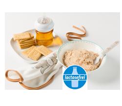 Laktosefreie Bio-Babykost