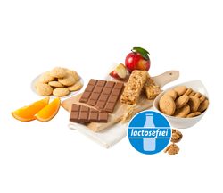 Laktosefreie Bio-Süßwaren