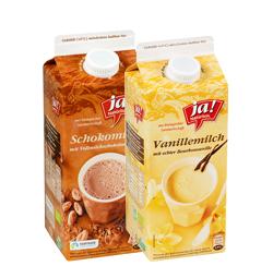 Bio-Milchmischgetränke
