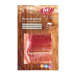 Bauchspeck Vom Freilandschwein Geschnitten 80g