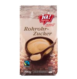 Bio-Rohrohrzucker