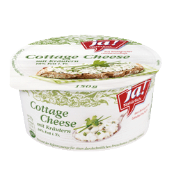 Cottage Cheese - Kräuter 10% F.I.T. 150g