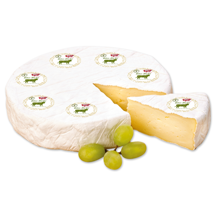 Bio-Rohmilch Brie