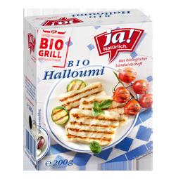 Bio-Halloumi