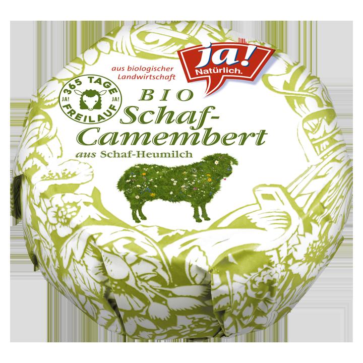 Schafmilch Camembert