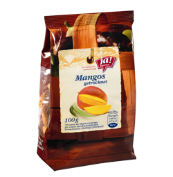Bio-Mango getrocknet