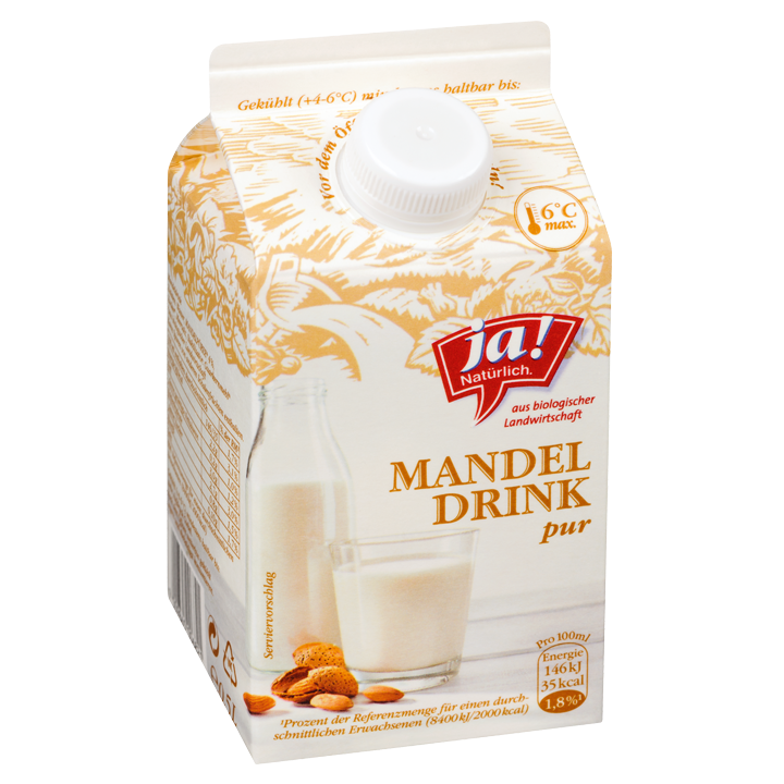 Mandeldrink 500 Ml