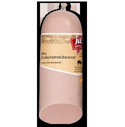 Bio-Leberstreichwurst, fein