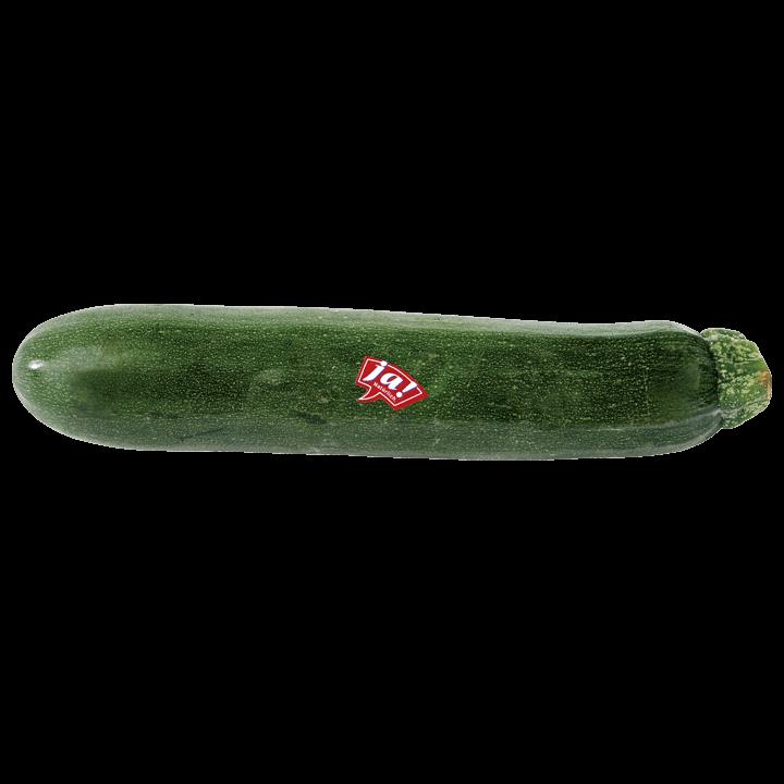 Bio-Zucchini grün