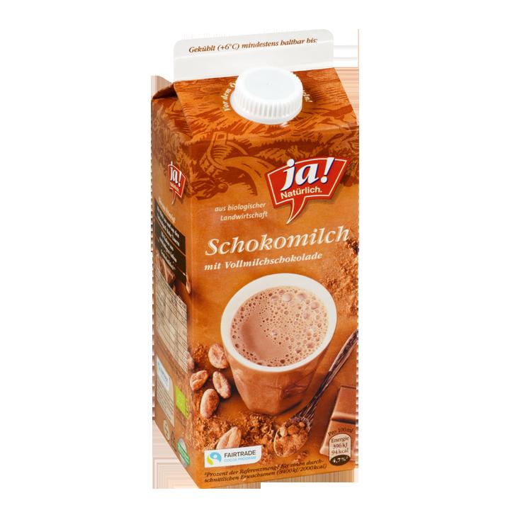 Schokomilch 0.75lt
