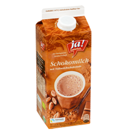 Bio-Schokomilch