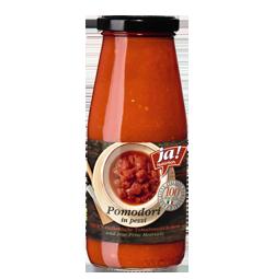 Bio-Tomatenwürfel