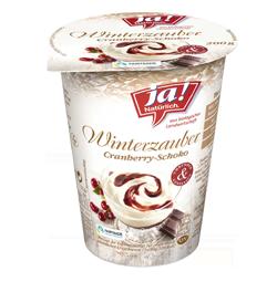 Fruchtjoghurt 3.6% Fett Wintersorte Cranberry Schokolade 200g