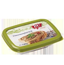 Bio-Linsenaufstrich
