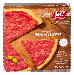 Bio-Pizza Marinara