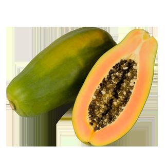wie schmeckt papaya