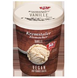 Bio-Vanilleeis vegan