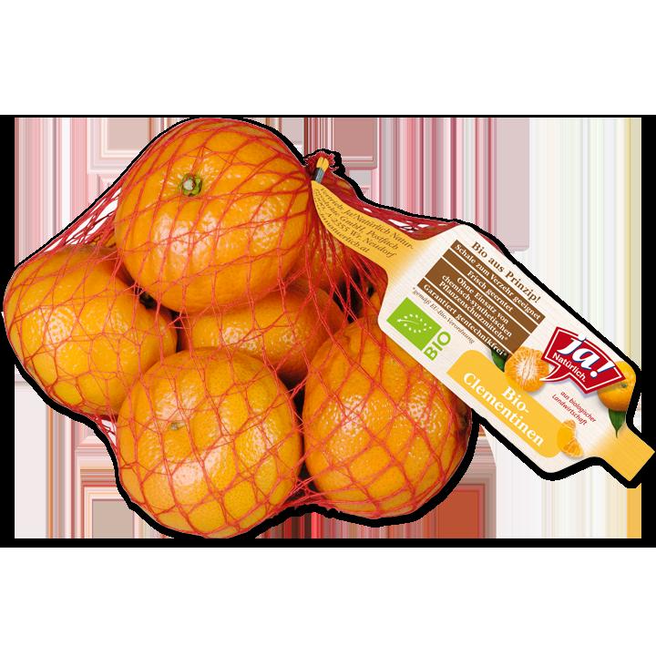 Bio-Clementinen