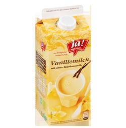 Bio-Vanillemilch