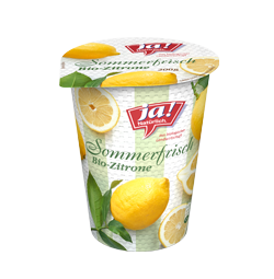 Sommerfrisch Bio-Zitrone