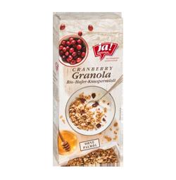 Bio-Granola Cranberry