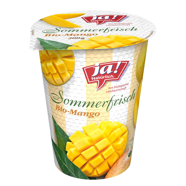 Fruchtjoghurt 3,6% Fett Sommerfrisch Mango 200g
