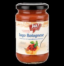 Bio-Sugo Bolognese