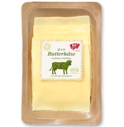 Bio-Butterkäse Scheiben 120 g