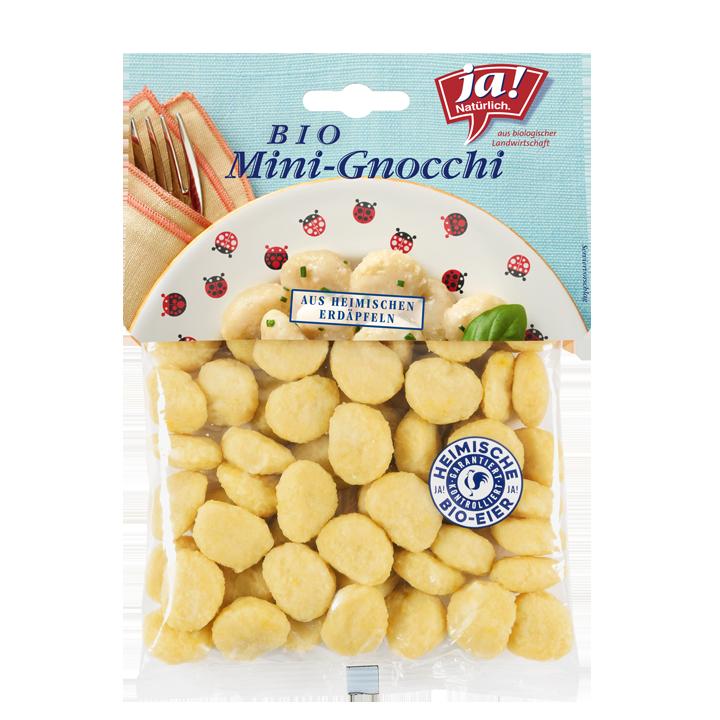 Bio-Mini-Gnocchi