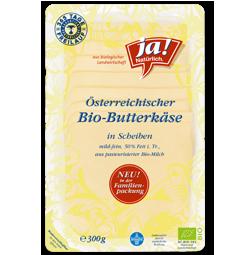 Bio-Butterkäse Scheiben 300 g