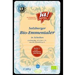 Bio-Emmentaler Scheiben 300 g