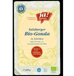 Bio-Gouda Scheiben 300 g