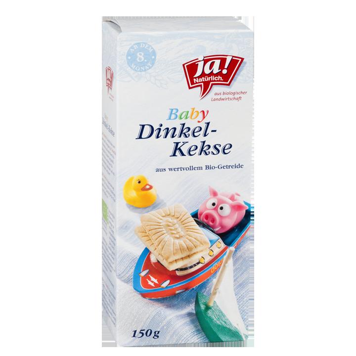 Dinkel-Kekse 150g