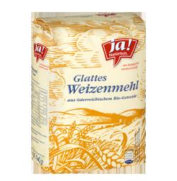Weizenmehl Glatt  Type 700 1kg