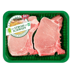 Fleisch Vom Stroh-Schwein