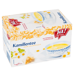 Kamillentee - 20 Beutel A 1.5g