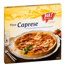 Bio-Pizza Caprese