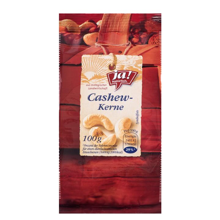 Bio-Cashew-Kerne
