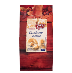 Cashew Kerne 100g
