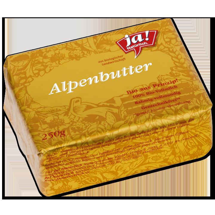 Alpenbutter 250g