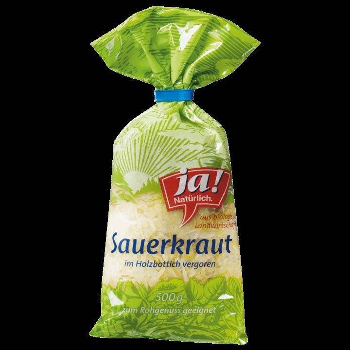 Bio-Sauerkraut