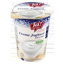 Cremejoghurt 3.6% Fett 200g
