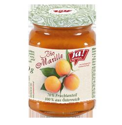 Bio-Fruchtaufstrich Marille