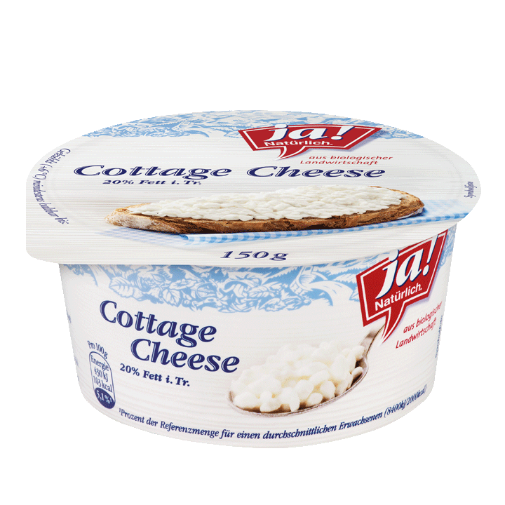Cottage Cheese 20% F.I.T. 150g