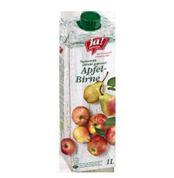 Bio-Apfel-Birnensaft
